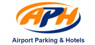 Up to 42% off Airport Parking & Hotels Logo